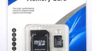 Micro Sd 32 Gb Memoriska Kartica Sa Adapterom