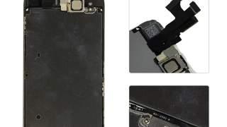 Full iphone 5s Lcd Staklo Ekran Dodir Crni Komplet