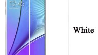 Samsung Galaxy S6 Bijelo Zaštitno Staklo Full Protekcija