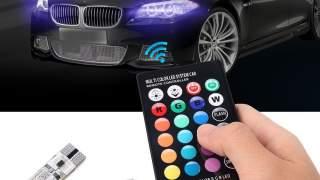Svijetla Za Auto Sa Daljinskim Za Mijenjanje Boja