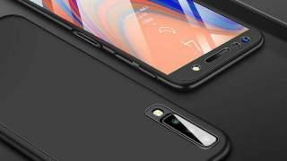 Crna 360 Zaštitna Maska Za Samsung Galaxy Note 10 Plus