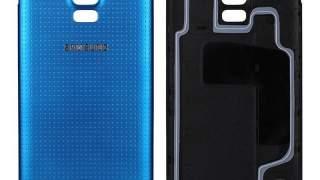 Zadnji Svjetlo Plavi Poklopac Za Samsung Galaxy S5