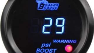 Digitalni Led  Za Mjerenje Turbo Pojacanja U Autu