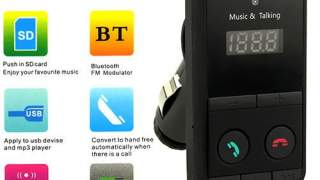 Mp3 Plajer Za Auto Bluetooth