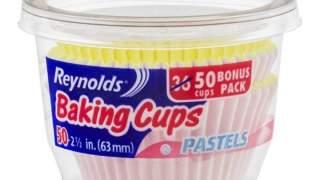 Baking Cups Papiri Za Peći Kolače 50kom