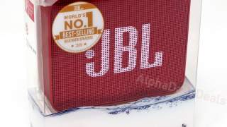 JBL JBLGO2BLKAM Go 2 Bluetooth Vodootporan Portable Zvučnik - Crveni