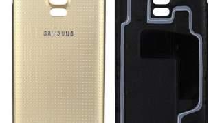 Zadnji Zlatni Poklopac Za Samsung Galaxy S5