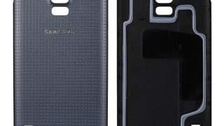 Zadnji Crni Poklopac Za Samsung Galaxy S5