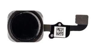 Crna Home Button Zamjenska Tipka Za Iphone 6s/ 6s Plus