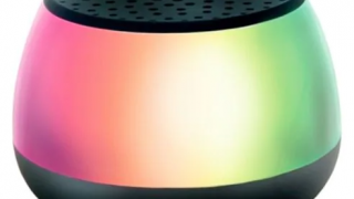 Polaroid Bluetooth Zvučnik Pbt750bk Crni Sa Led Svjetlima