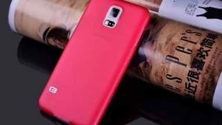 Roza Zaštitna Gel Maska Za Samsung Galaxy S4 Mini