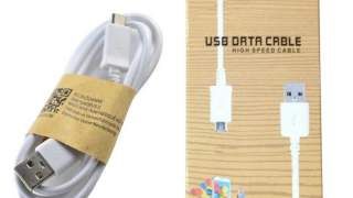 Ome Usb Data Kabal Samsung Galaxy S4