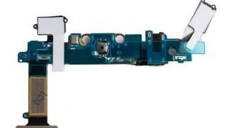 original Utor Za Punjenje Charging Port Za Samsung Galaxy S6  (sm-g920v)