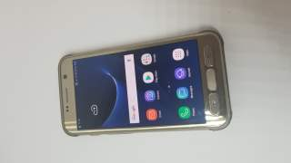 Samsung Galaxy S7 active SM-G891A (Model) - 32GB - Zlatni (AT&T)