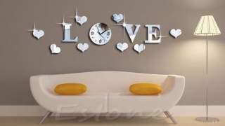 Nov 3d Love Kućni Sat